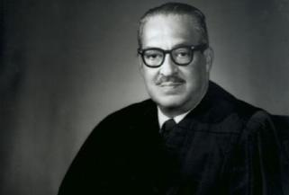 Photo of Thurgood Marshall