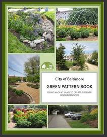 Photo of the Cover of New Green Pattern Book