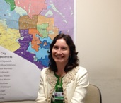 Photo of Central District Planner, Heather Martin
