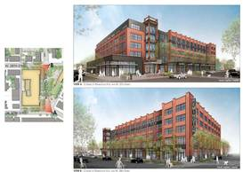 Image of Remington Row Development Plans