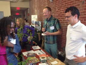 Image of Growing Green Launch Event