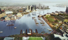 Image of Inner Harbor 2.0 proposal