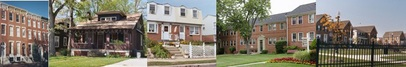 Montage of Photos from various neighborhoods