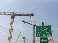 Photo of Construction Cranes