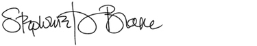 stephanie rawlings-blake signature