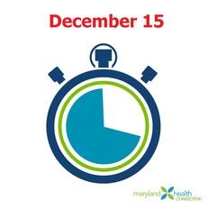 December 15 clock