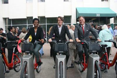 Bikeshare Rides In