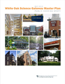 White Oak Master Plan book cover