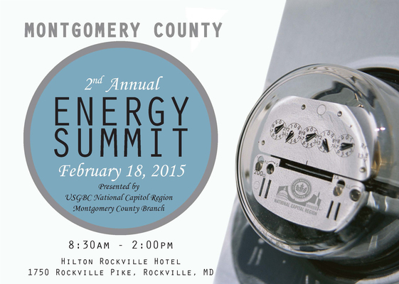 Energy Summit flyer