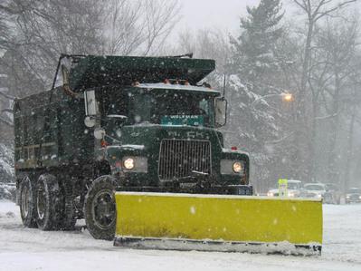 SnowShoveling