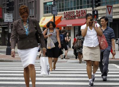 distractwalk