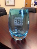 glass CEASE award