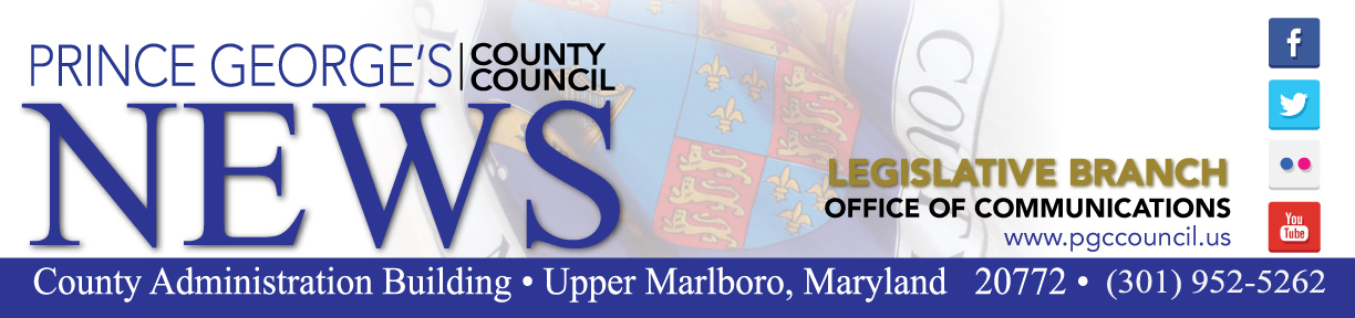 Prince George's County Council News