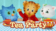 Daniel Tiger's Tea Party
