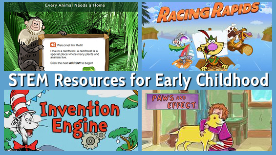 STEM Resources: Early Childhood