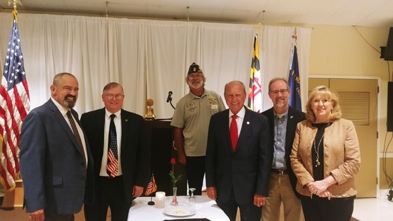 Korean Veteran luncheon