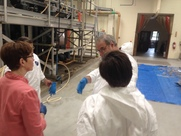 Sorting Baby Wipes at Portland Water District