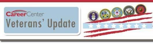 CareerCenter Veterans' News