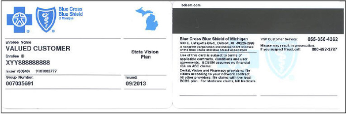 New State Vision Plan Administrator