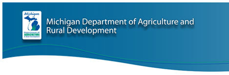 Michigan Department of Agriculture and Rural Development