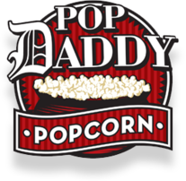 Pop Daddy Popcorn Logo