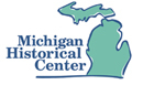 Michigan Historical Center logo