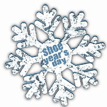 Shoe Year's Eve logo