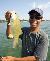 Weekly fishing report september 5 2013 for Michigan dnr weekly fishing report