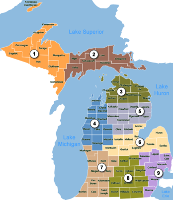 Conservation officer bi weekly report oct 14 27 for Michigan dnr fishing report