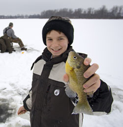 Weekly fishing report january 16 2014 for Michigan dnr weekly fishing report