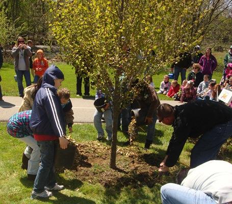 State Arbor Day Celebration