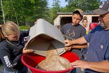 Habitat grant work