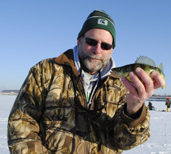Weekly fishing report january 8 2015 for Weekly fishing report mi