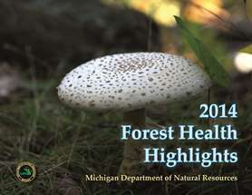 Forest Health Highlights report 2014