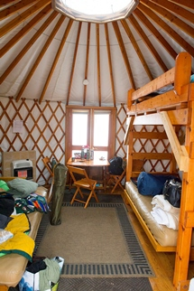 Showcasing The Dnr Parks Winter Lodging Goes Way Beyond