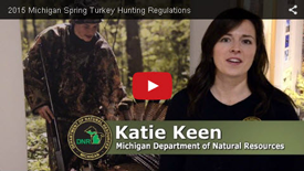 Don't miss the chance to hunt wild turkey this spring