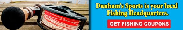 Dunham's Sports ad