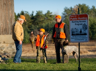 Hunting Access Program offers incentives for landowners