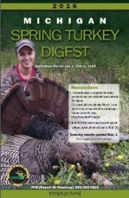 Thinking spring? Apply for spring turkey hunting now