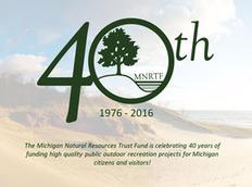 Michigan Natural Resources Trust Fund logo