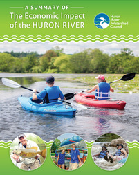 Huron River Study Cover Page