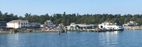 Beaver Island Ferry Landing
