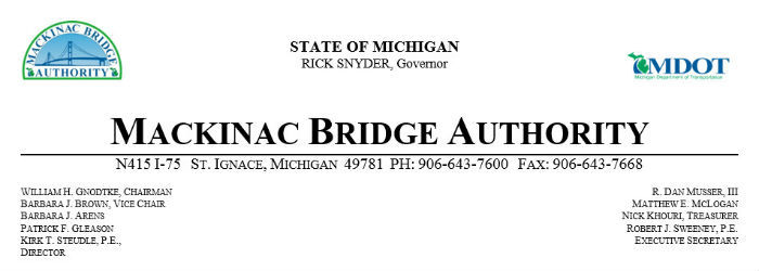 Mackinac Bridge Authority