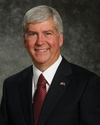 Gov. Snyder headshot