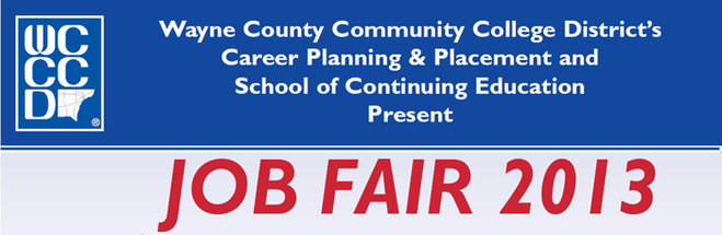 WCCCD Job Fair
