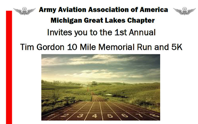 Tim Gordon Memorial Run