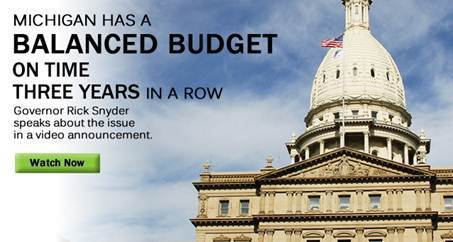 Balanced Budget Graphic