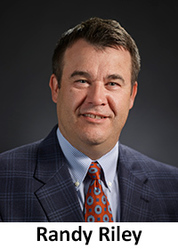 Randy Riley, State Librarian