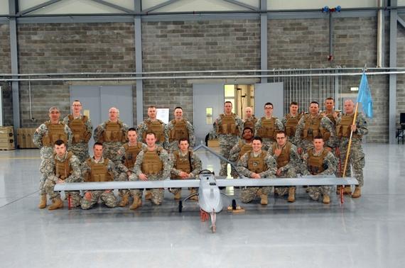 UAS Platoon