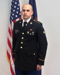 2nd Lt. Brandon A. Little